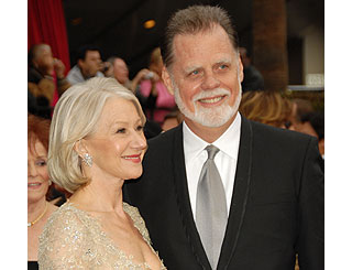 Wedding dress jitters put Helen Mirren off marriage