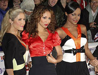 Chart success is twice as sweet for the Sugababes