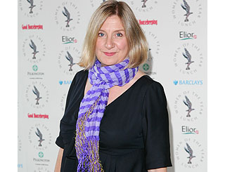 Victoria Wood celebrates with the Women Of The Year