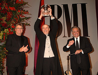 Top honour for influential musician Peter Gabriel