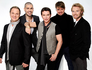 Reformed Boyzone announce UK tour