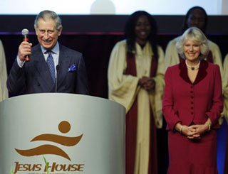 Prince Charles gives birthday speech