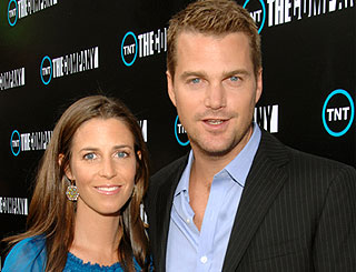 Chris O'Donnell celebrates birth of fifth child