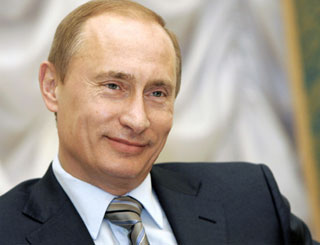 Putin named Person of the Year