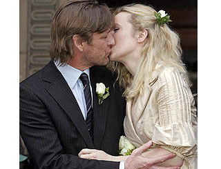 Sean Bean ties the knot for the fourth time