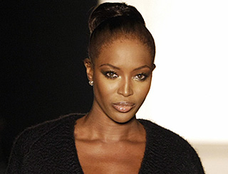 Naomi recovering after operation in Brazil