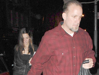 NYC dinner date for Sandra Bullock and husband Jesse