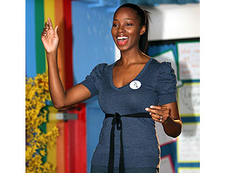 Jamelia backs national singing campaign
