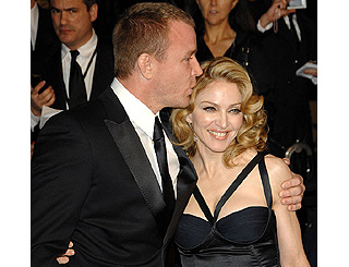 Madonna speaks out about marriage to Guy