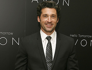Dr McDreamy becomes new face of Avon