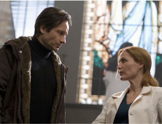 Title for new X-Files movie revealed