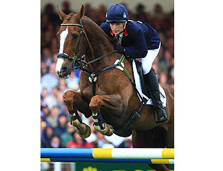 Zara Phillips makes Olympic equestrian team