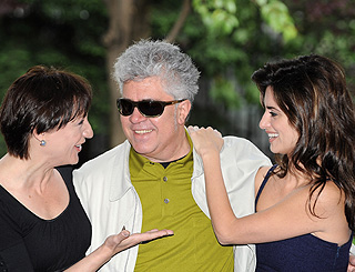Pedro Almodovar and Penelope Cruz return