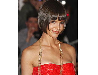 Broadway role confirmed for Katie Holmes