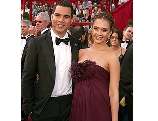 Second wedding ceremony for Jessica Alba