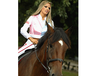 Jordan sets sights on equestrian victory