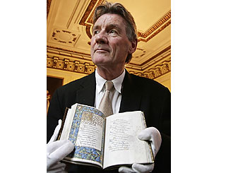 Michael Palin launches Oxford Uni fundraiser