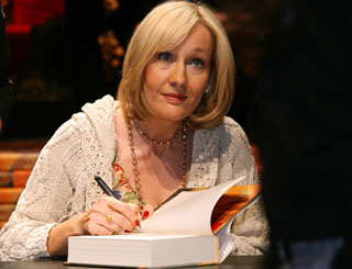 JK Rowling pens brief Potter prequel for charity