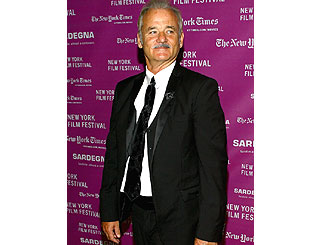 Bill Murray's wife files for divorce after 11 years