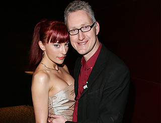 Lembit gets a Commons pass for his Cheeky Girl