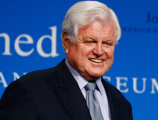 "Ted Kennedy surgery described as ""successful"""