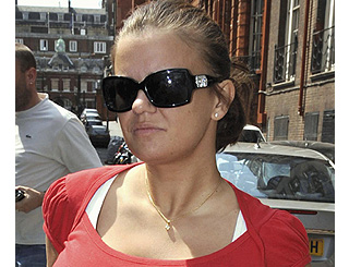 "Kerry Katona mourns ""devastated"" by stepdad's death"