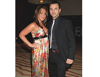 Michelle Heaton and Andy Scott-Lee split