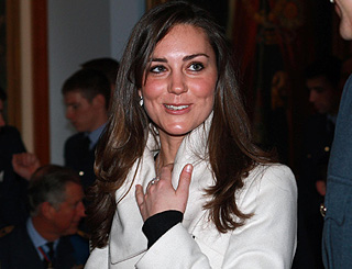 Kate Middleton 'looking to work in a top art gallery'