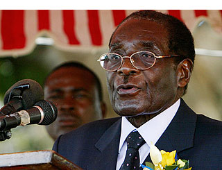 Queen strips Robert Mugabe of knighthood