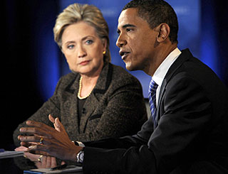 Barack Obama donates $4,600 to Hillary's campaign