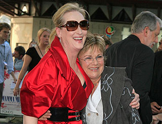 Meryl encounter pipped Queen meeting admits Julie
