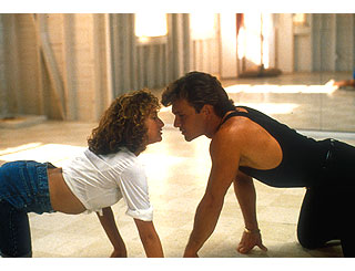 Dirty Dancing sequel offered to miracle man Patrick