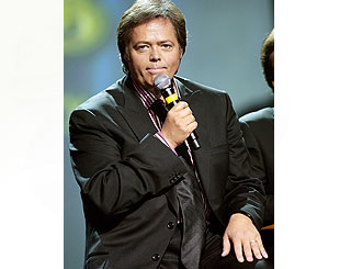 Jimmy Osmond to debut in Grease next year