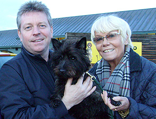 Wendy Richard to marry her long-term boyfriend