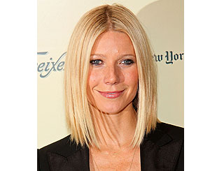 Gwyneth explains decision behind bobbed locks