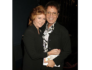 Cilla jokes of experience in Sir Cliff's bed