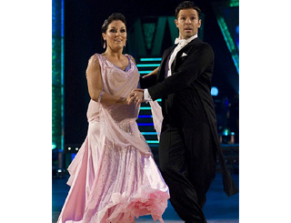 Former EastEnder Jessie quicksteps out of Strictly