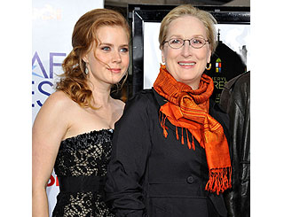 No 'doubt' Meryl and Amy are stars of latest film