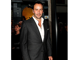 Fashion's Tom Ford to direct first movie