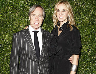 Tommy Hilfiger weds in private ceremony