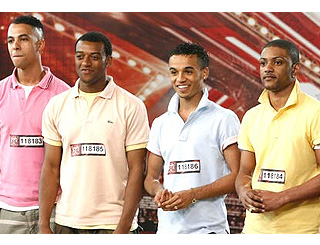 X Factor runners up JLS land record deal
