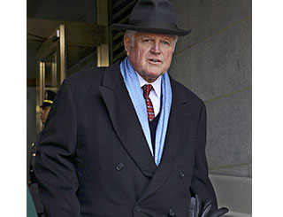"Ted Kennedy ""well"" after falling ill at Obama lunch"