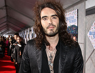 Russell Brand's blog brings 8,000 'followers' in 18 hours