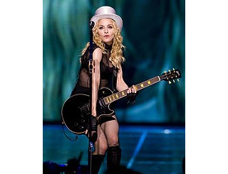 Madonna announces summer dates in Europe