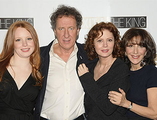 Susan Sarandon and Geoffrey Rush team up on Broadway