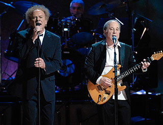 Simon and Garfunkel planning first tour in five years