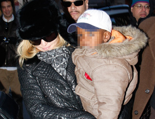 Madonna's nanny quits amid reports of second adoption
