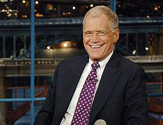 David Letterman ties the knot with longtime girlfriend