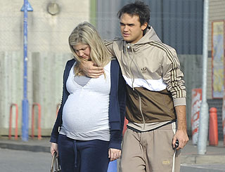 Gareth Gates becomes a dad for the first time