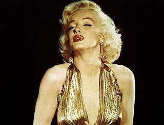 Demure Marilyn Monroe blouse to go under the hammer